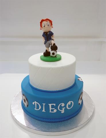 Comunión Diego