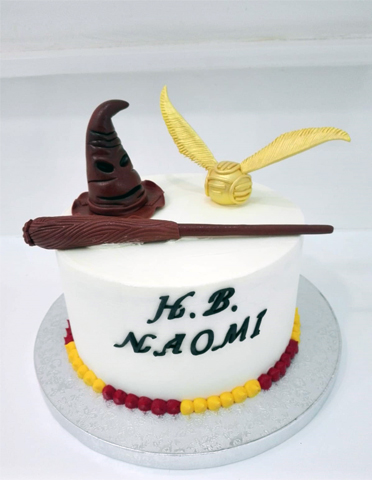 Harry Potter Fondant