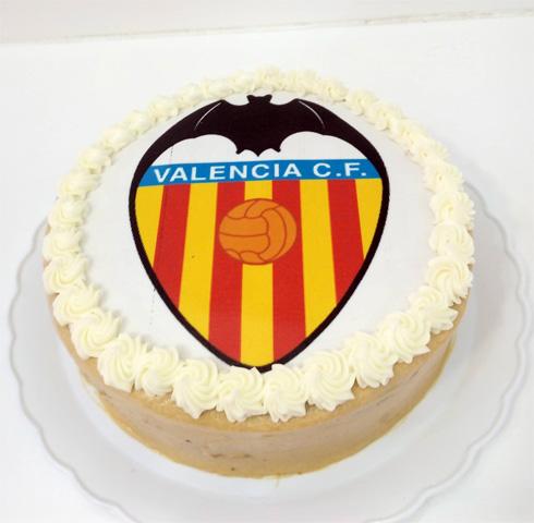 Tarta Valencia Club Futbol