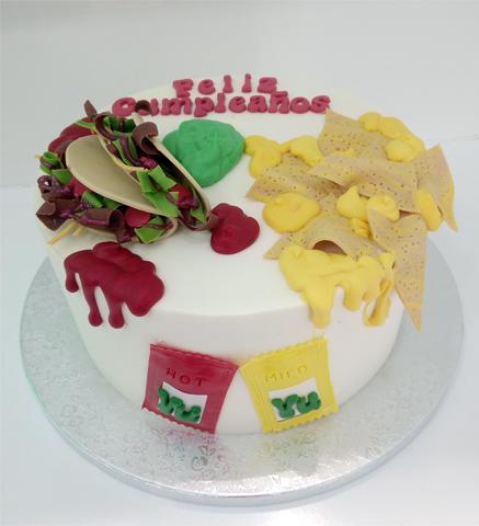 Tacos Nachos México