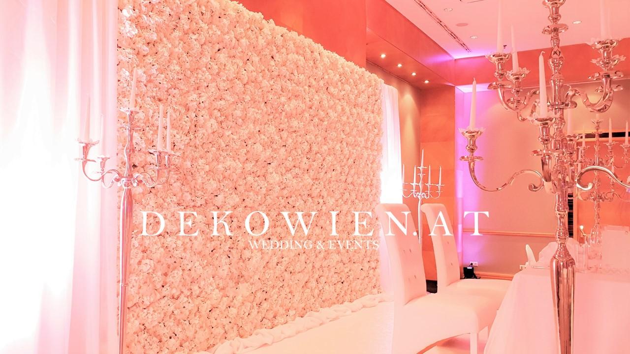 Flowerwall rent/ Marriott Vienna