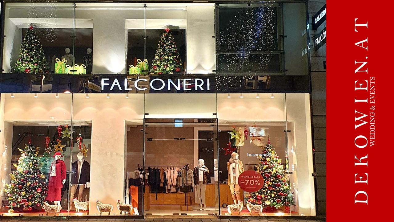 Weihnachtsdekoration Falconeri