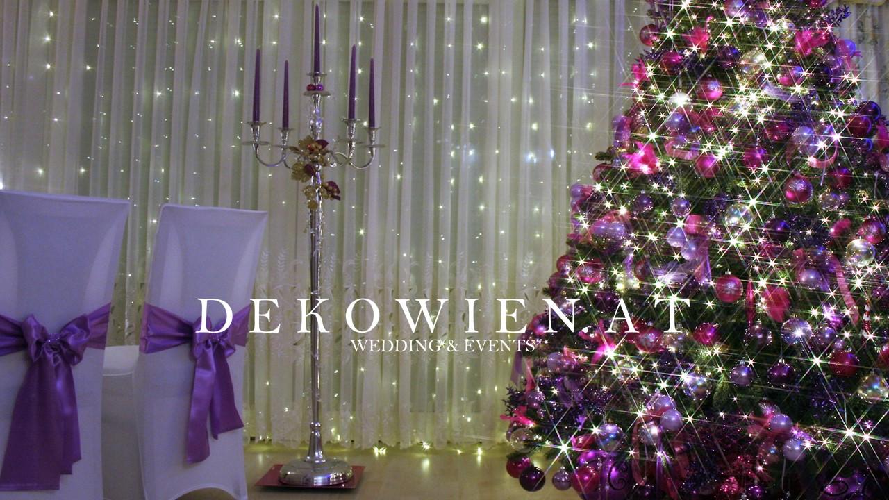 exklusive Weihnachtdekoration privat Verleih