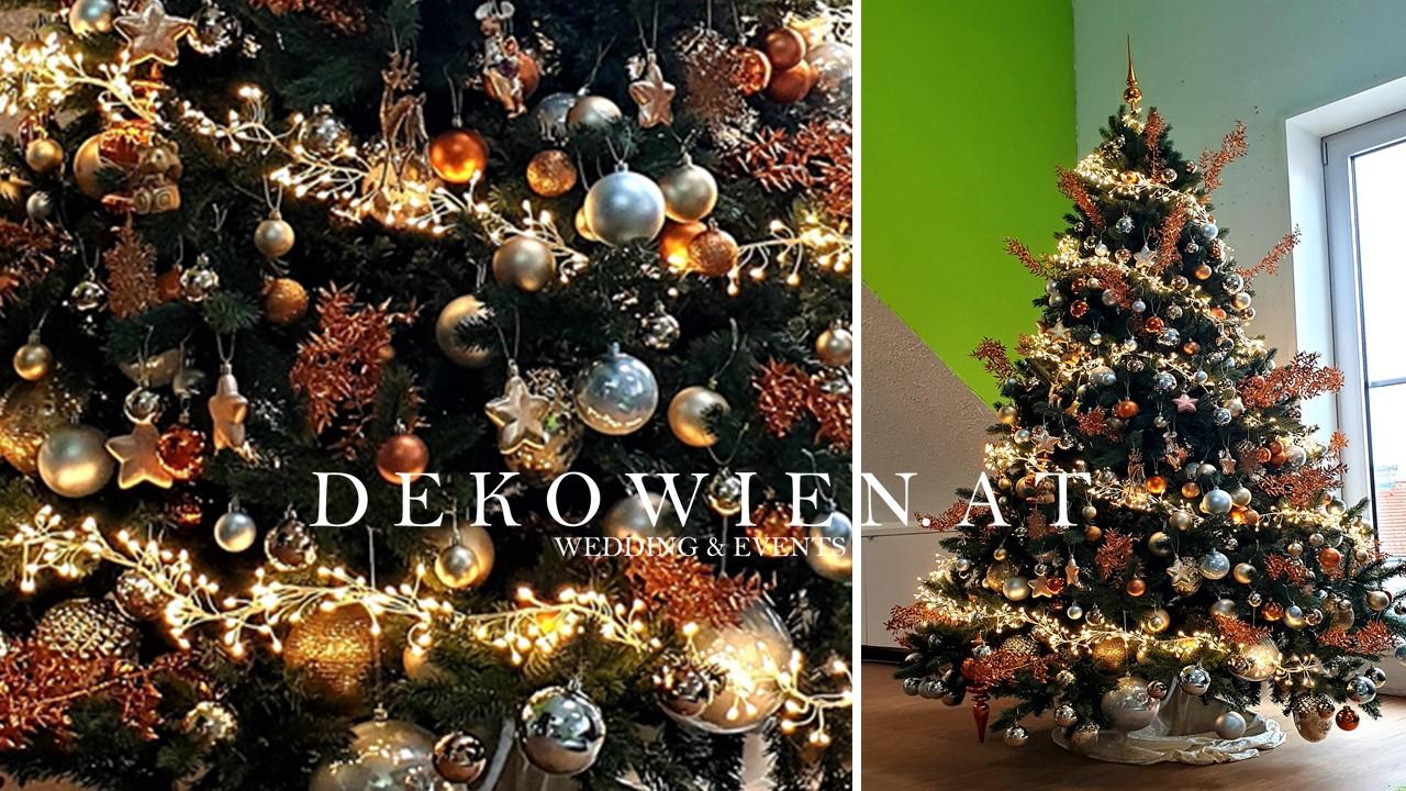 Firmen Weihnachtsbaum mieten