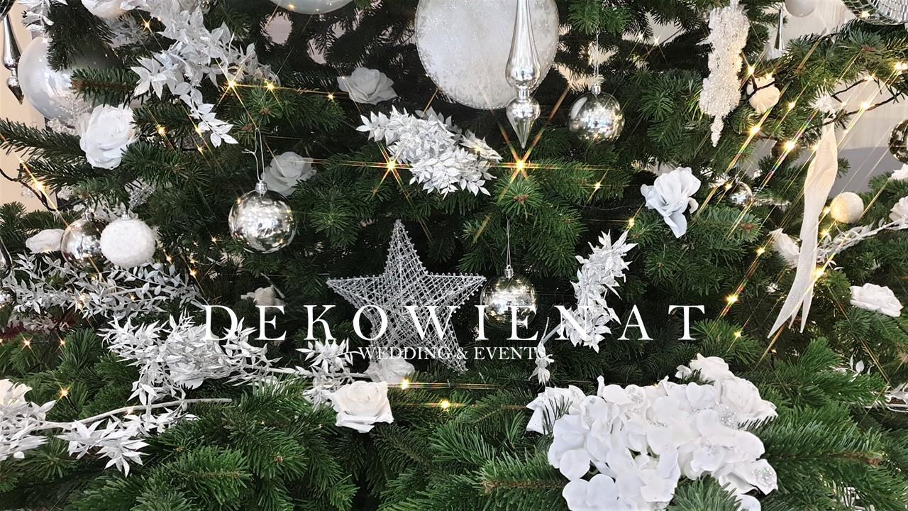 Firmendekoration für Weihnachten mieten