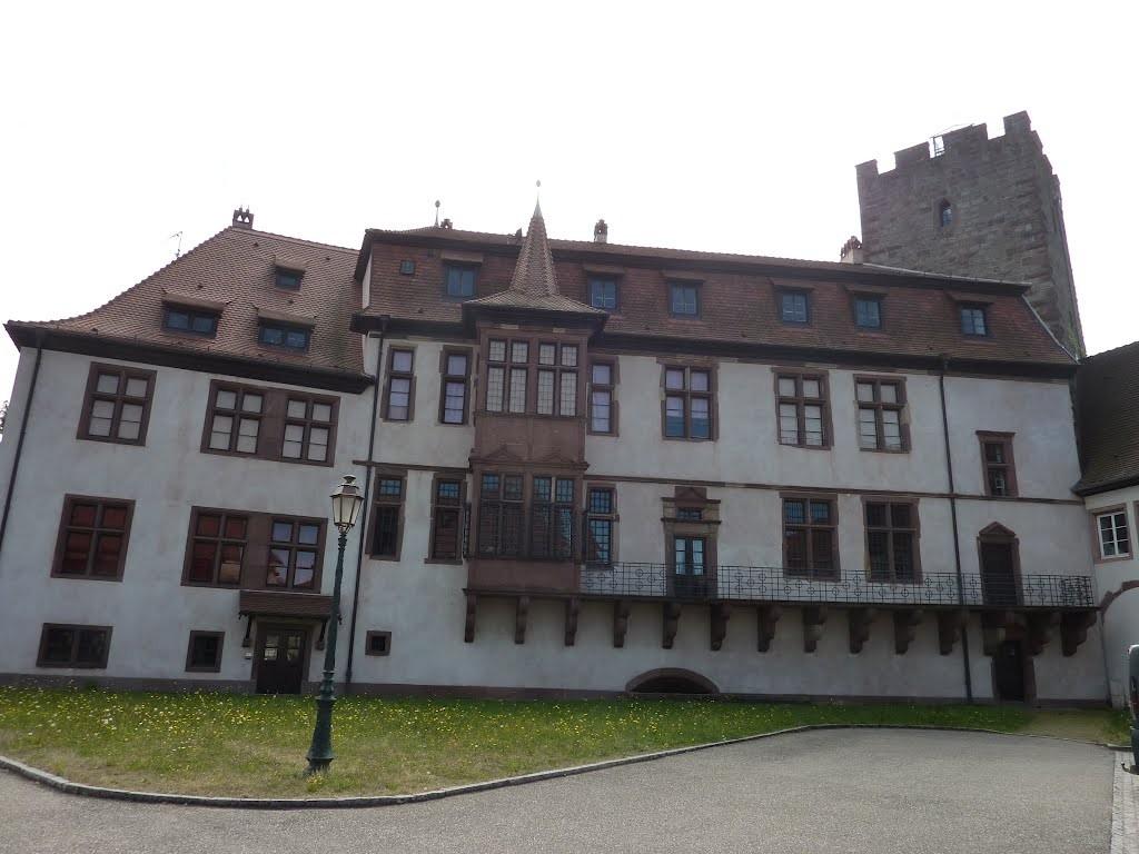 Arriére du Château