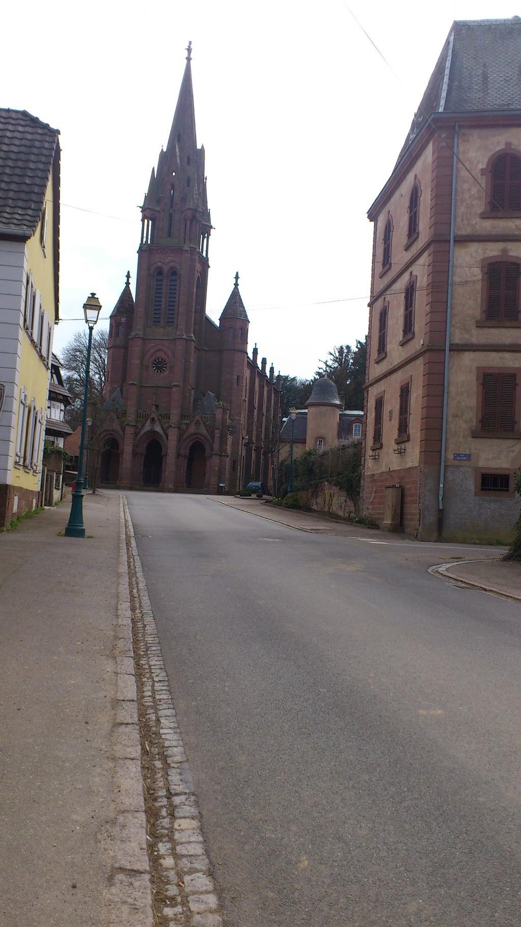 Eglise de la Paix - Frœschwiller