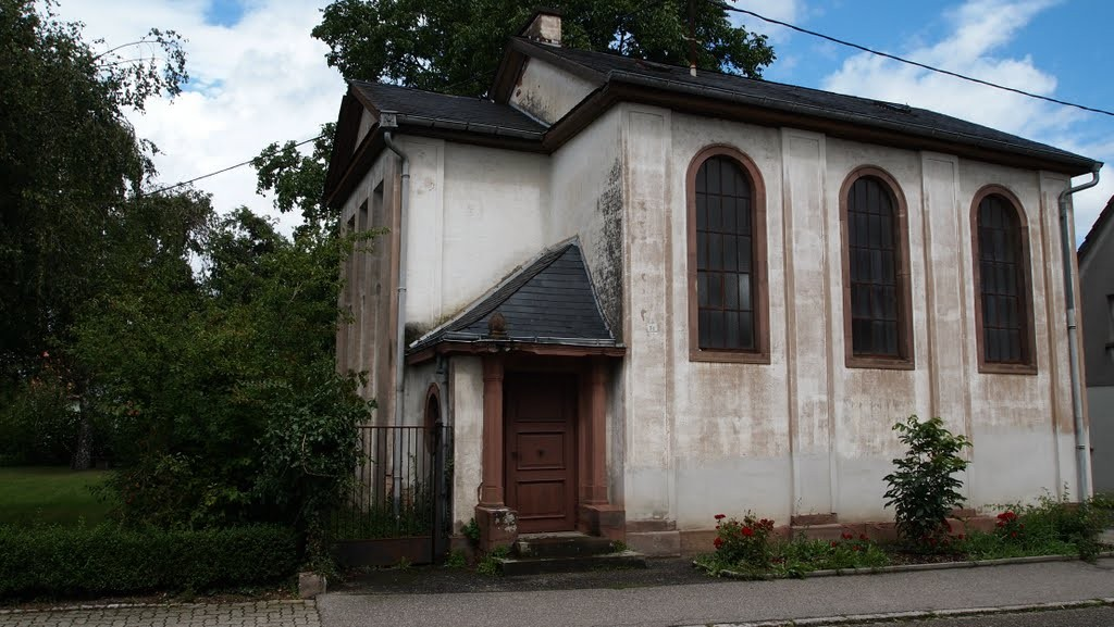 Ancienne Synagogue