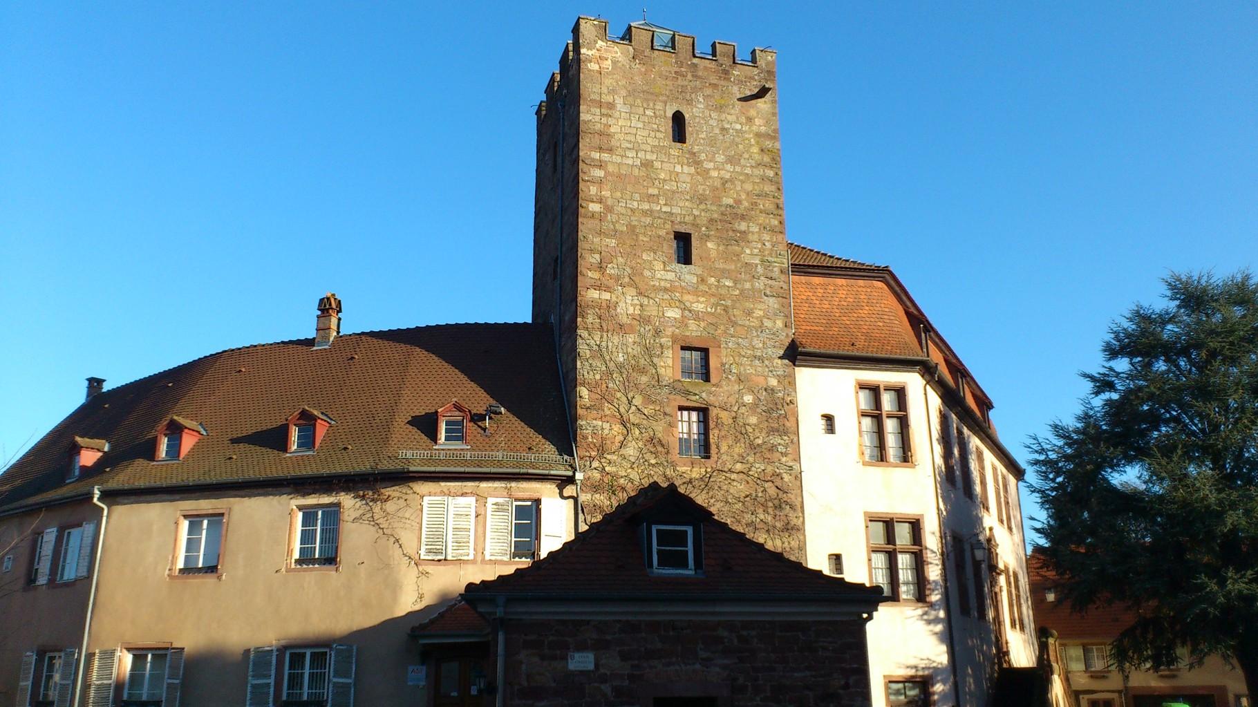 Mairie-Château - Musée de Wœrth