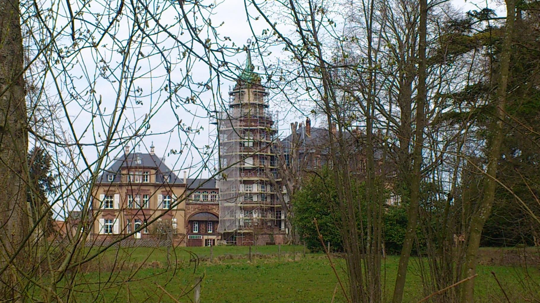 Château de Frœschwiller