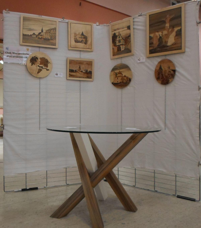 Pulversheim et table de Soultz S/Forêts