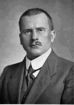 Carl Gustav Jung, Lune conjointe à Pluton.