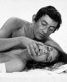 Serge Gainsbourg, Lune Noire Scorpion en maison VIII.