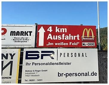 BR PERSONAL jetzt Sponsor des MFV Mosbach (Oktober 2016)