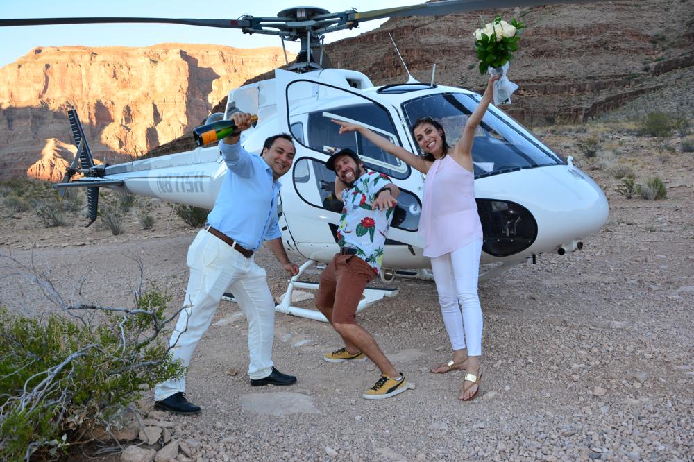 Vorlobung im Grand Canyon