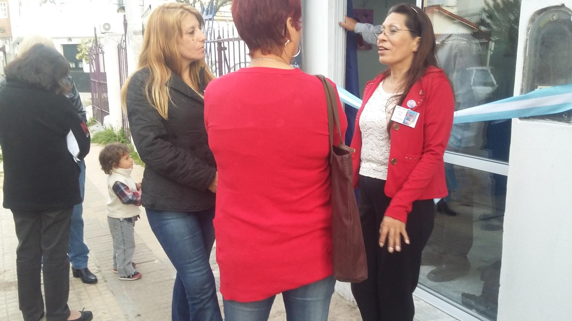 """DIRECTIVOS DEL CENTRO DE CAPACITACION COMUNITARIA """"UNITE A NOSOTROS"""""""