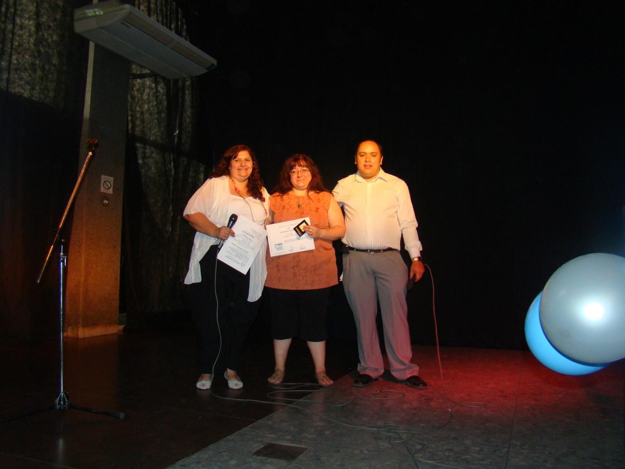AGRADECIMIENTO A PATO LOPEZ, COLABORADORA Y AMIGA DE LA FUNDACION
