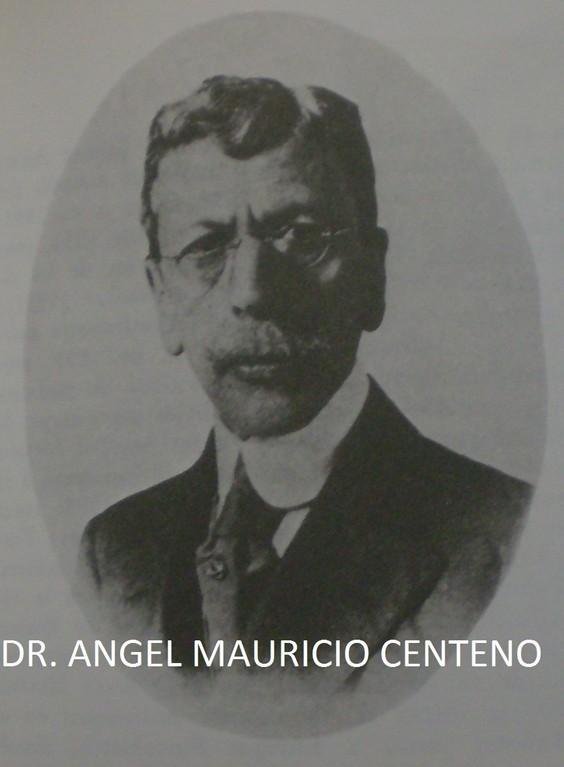 DR ANGEL MAURICIO CENTENO