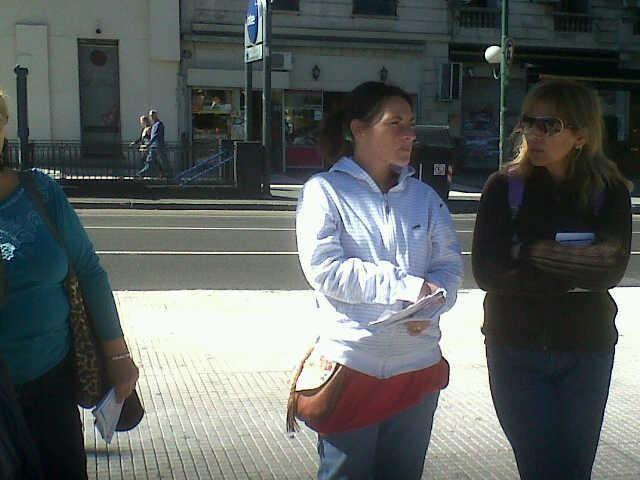MARIA LAURA Y NACY
