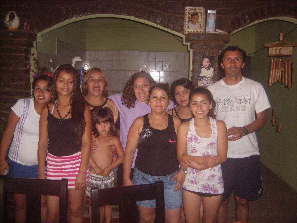 ALGUNOS DE MIS HERMANOS, HERMANAS  Y SOBRINOS