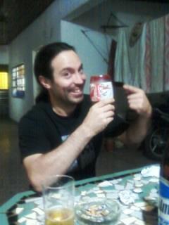 Ricardo Daniel hoy llamado Cristian Ariel