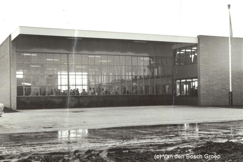 Garage Den Bosch : Opening garage 1971 van den bosch transporten