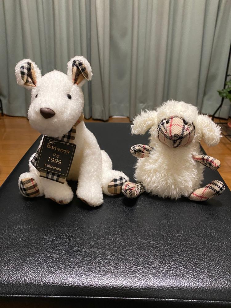 羊か犬か迷うね〜。