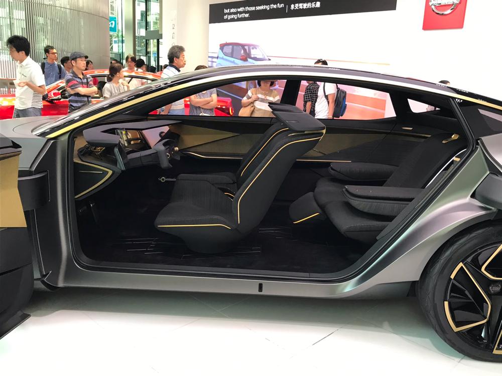 未来の車!