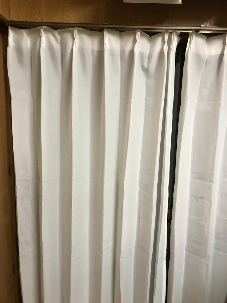 新しいカーテン♪