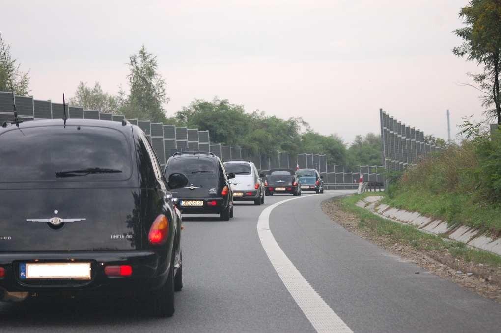 auf polnischen Straßen