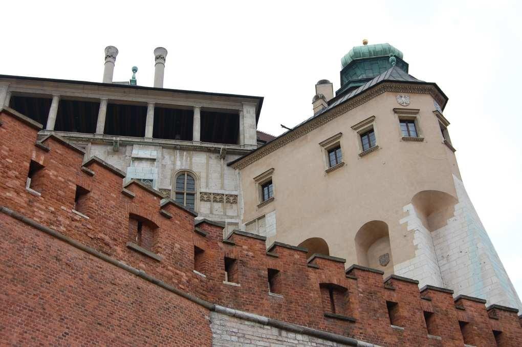 Der Wawel in Krakau