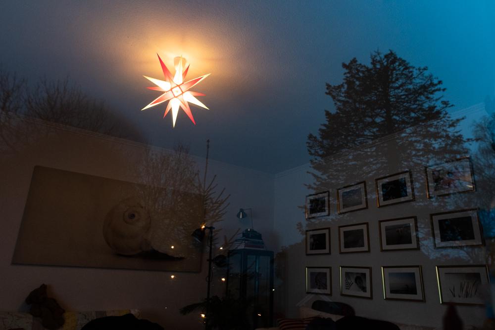 Fotoprojekt Dezember Momente Spiegelung