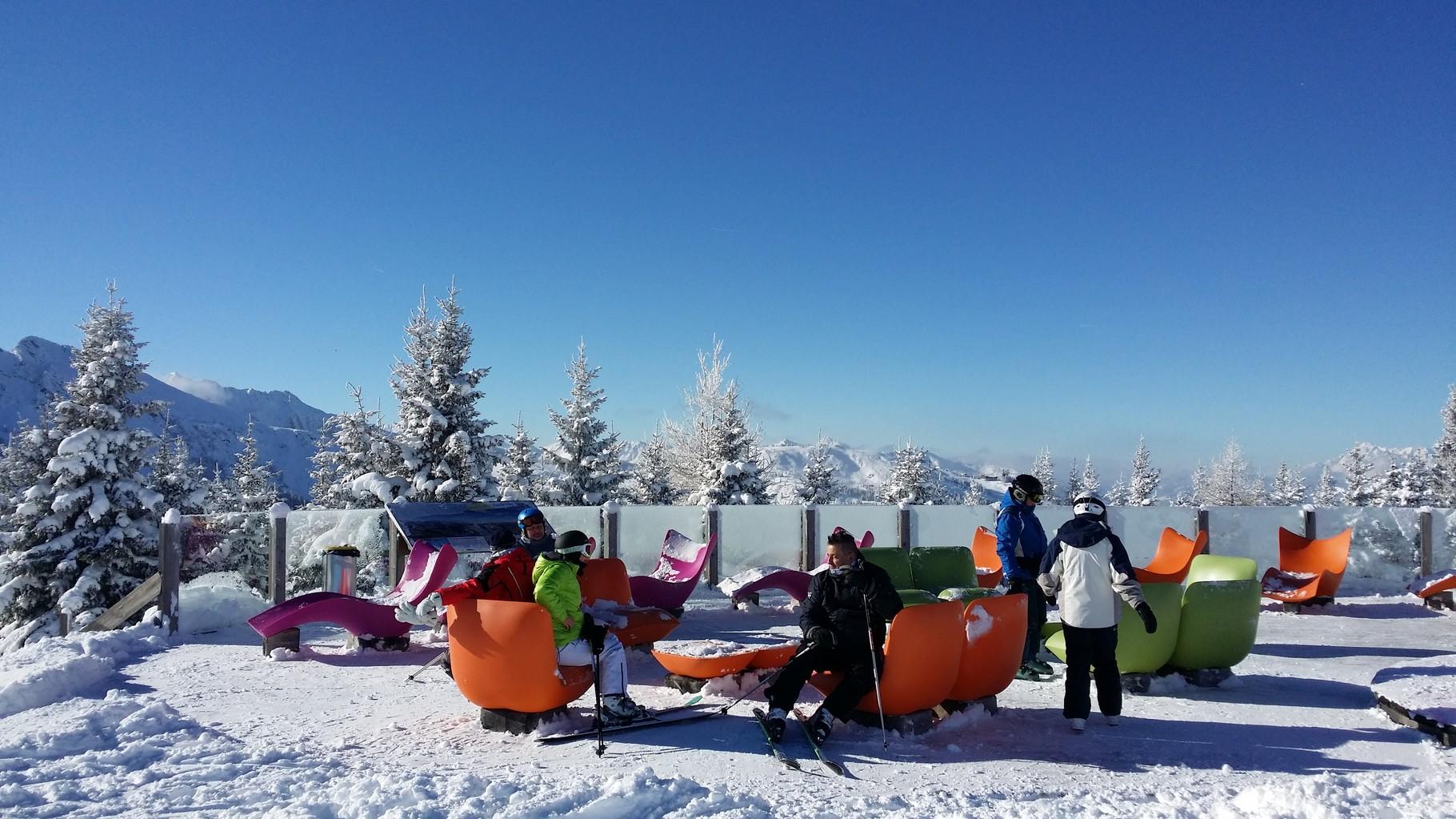 Free WIFI in the Ski region
