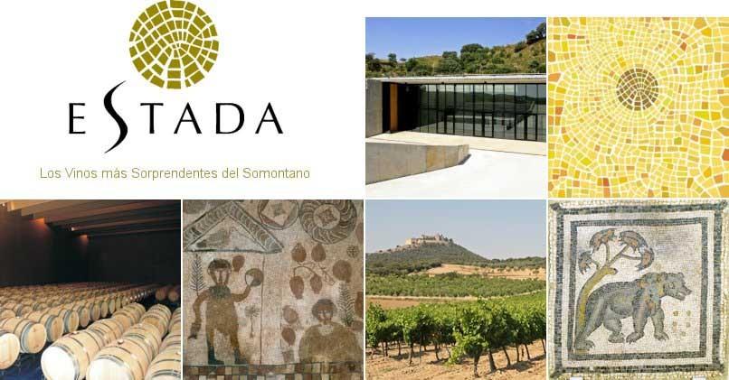 Bodegas Estada, wijnhuis in de Somontano