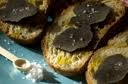 Toasts à la truffe