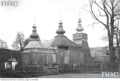 Cerkiew greckokatolicka p.w. św. Demetriusza w Śnietnicy