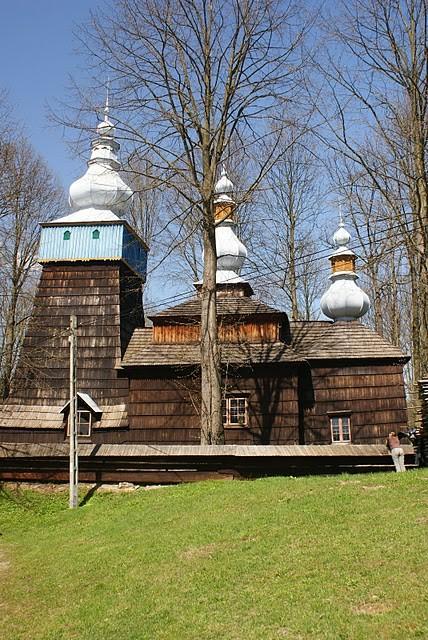 Bielanka cerkiew łemkowska fot. Joanna Glińska