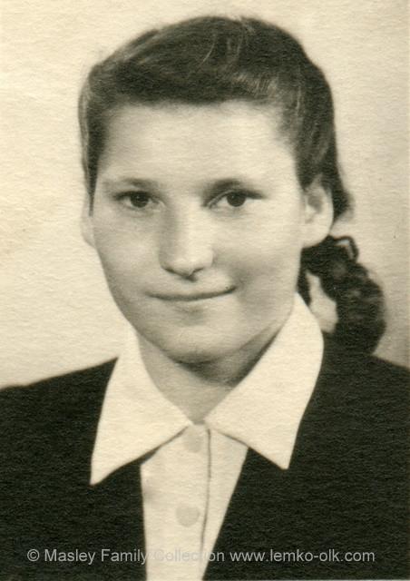 Teodozja Maslej-Filkiewicz