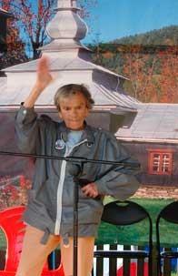 Krystyna Feldman na scenie