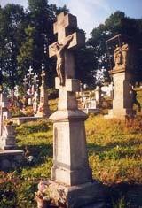 cmentarz w Żdyni