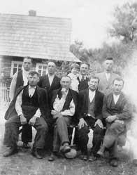 Boguszanie, rok 1938