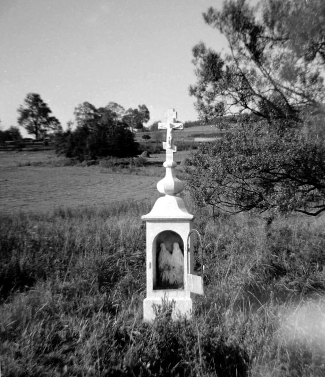 Kapliczka w Grabiu. Fot. Dominik Księski