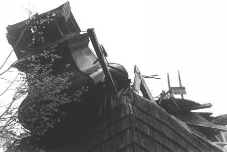 Ruiny cerkwi w Nieznajowej