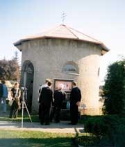 kaplica w Feldkirchen