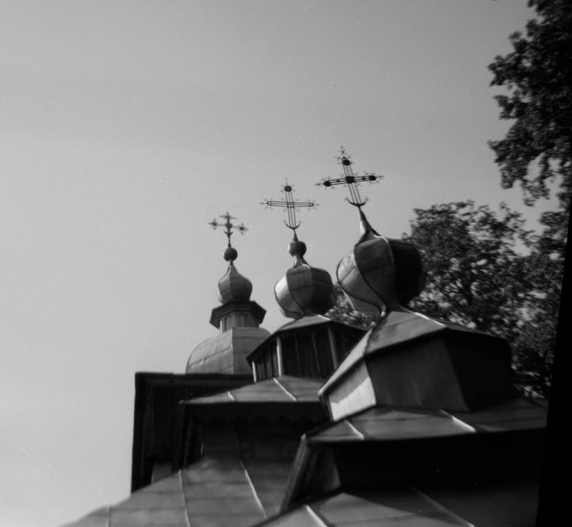Wołowiec cerkiew. Fot. Dominik Księski