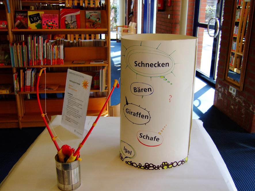 """Spielstation """"Wörterbrunnen"""""""