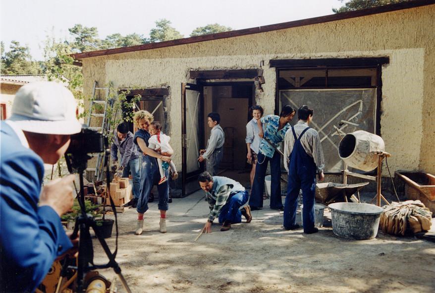"""Standfoto """"Tolle Lage"""" Mediopolis Film und Fernseh Produktion GmbH"""