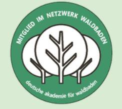 Logo Netzwerk Waldbaden