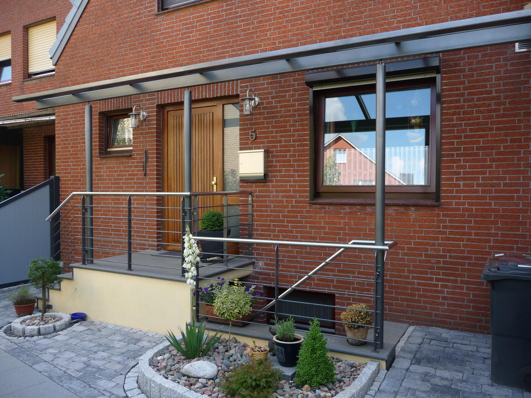 AMS Metallbau Buxtehude Terrassendächer AMS Metallbau