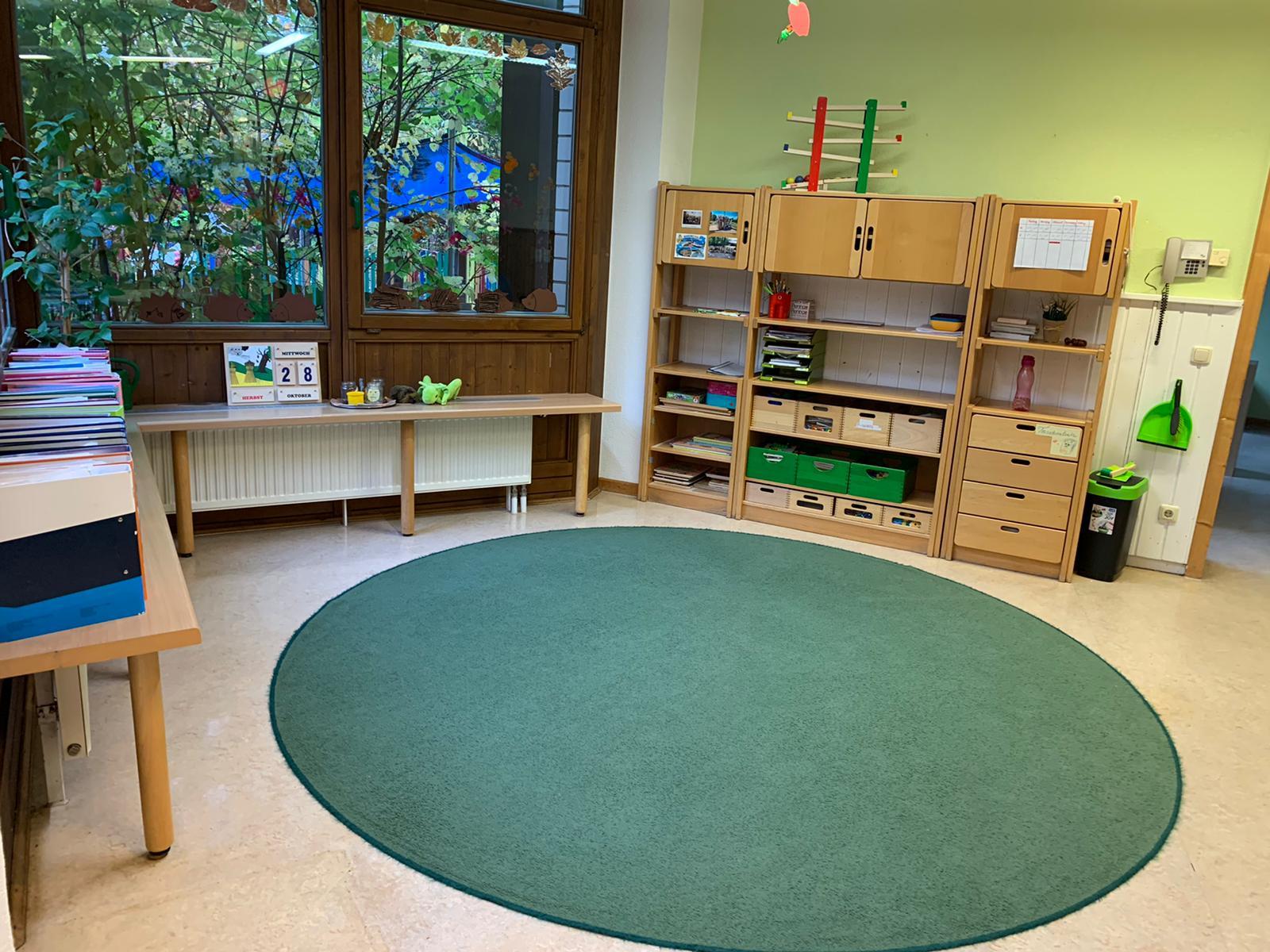 "Gruppenraum Kindergarten ""Igel"""